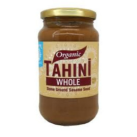 Chantal Organics Tahini Whole Unhulled 400g