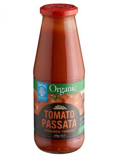 Chantal Organics Tomato Passata, 680g