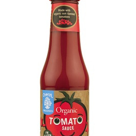 Chantal Organics Tomato Sauce 480g