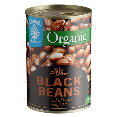 Chantal/Ceres Organic Black Beans