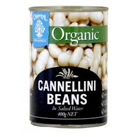 Chantal/Ceres Organics Cannellini Beans