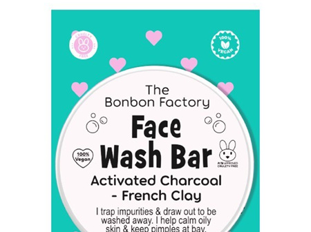 Charcoal And Clay Facial Bar