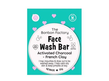 Charcoal And Clay Facial Bar