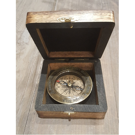 Charles Boxed Compass