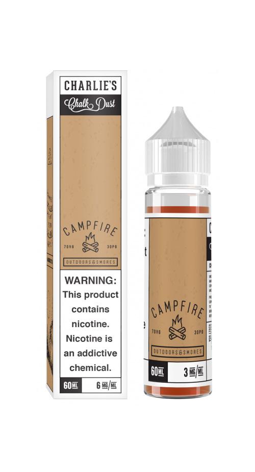 Charlie's Chalk Dust - Campfire