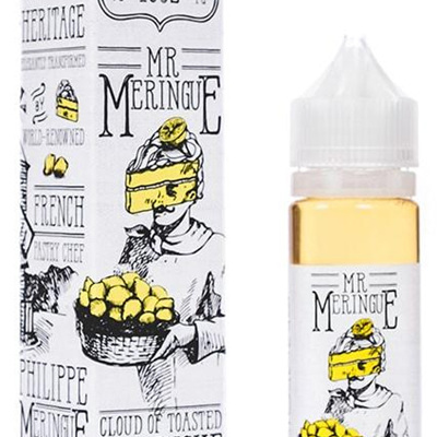 *CLEARANCE* Charlie's Chalk Dust - Mr Meringue - 60ml - e-Liquid