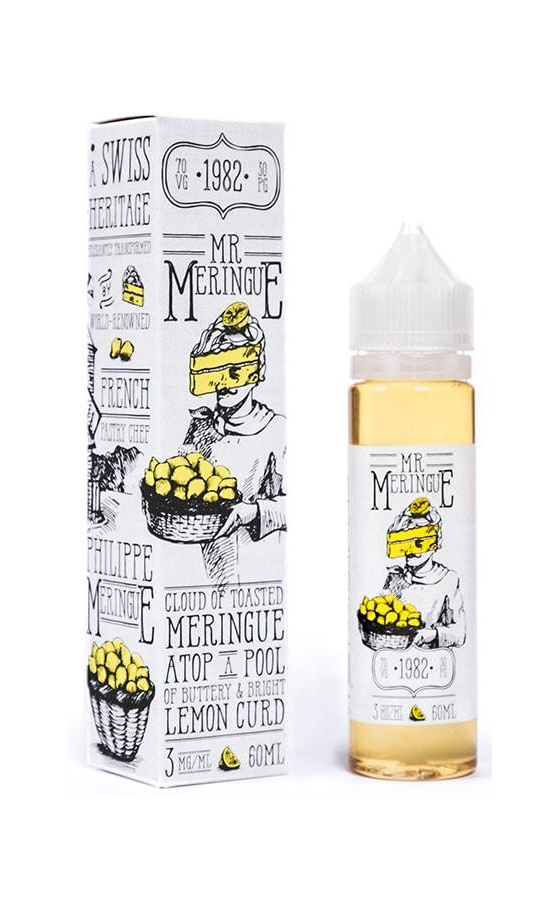 Charlie's Chalk Dust - Mr Meringue