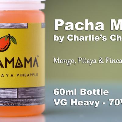 Pacha Mama - Mango, Pitaya & Pineapple - 60ml - e-Liquid
