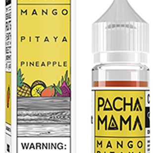 Charlie's Chalk Dust - Pacha Mama - Mango, Pitaya & Pineapple - 60ml - e-Liquid