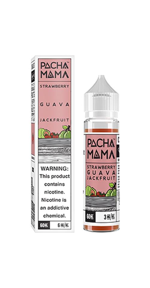 Charlie's Chalk Dust - Pacha Mama - Strawberry, Guava & Jackfruit