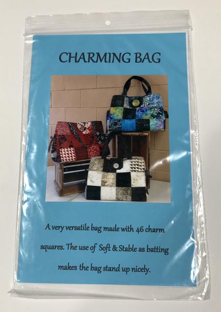 Charming Bag Pattern from Karine Designs