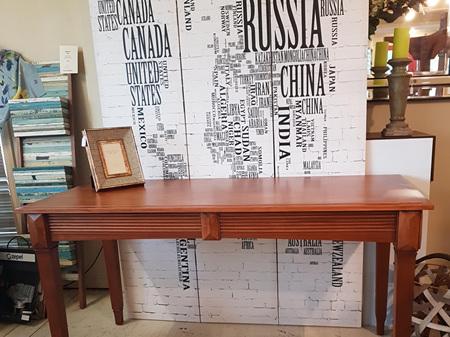Charters Desk
