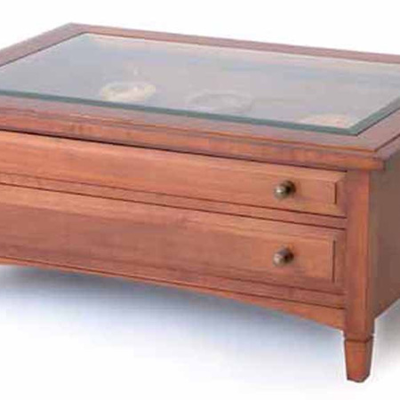 Charters Display Coffee Table