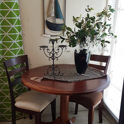 Charters Round Dining Table