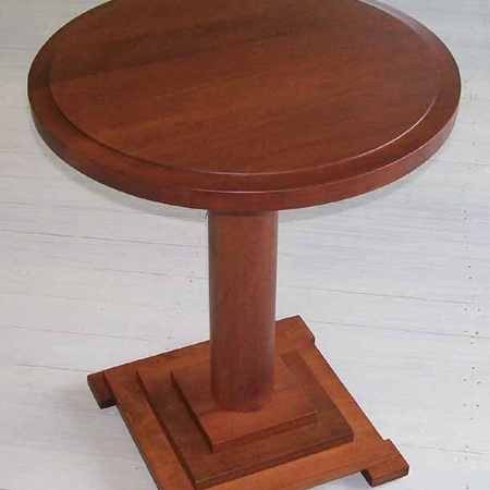 Charters Side Table - Round