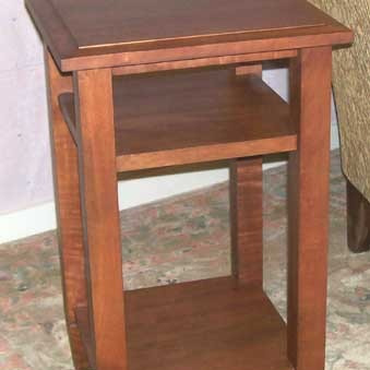 Charters Side Table - Square