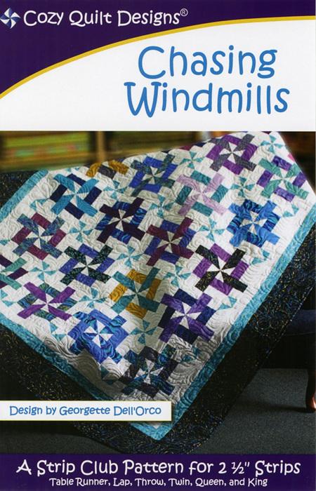 Chasing Windmills Quilt Pattern