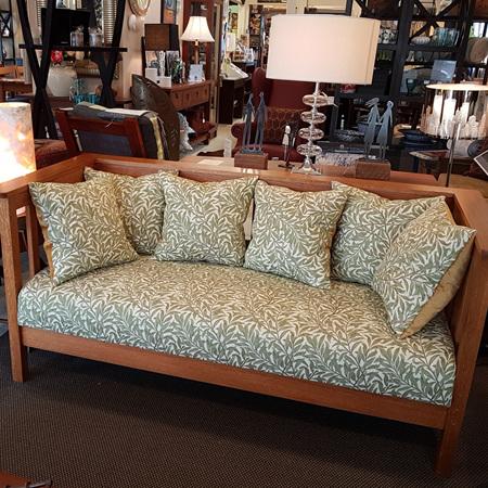 Chatsworth Sofa - Arts and Crafts
