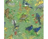 Chatter Birds Green