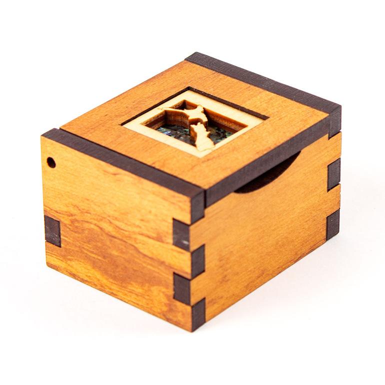 chatter box - small - map