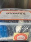 CHECK4METH Meth screening kit  - 1.5ug/100cm2 - 40 test value pack