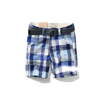 Checkerd shorts TsNo.7,G