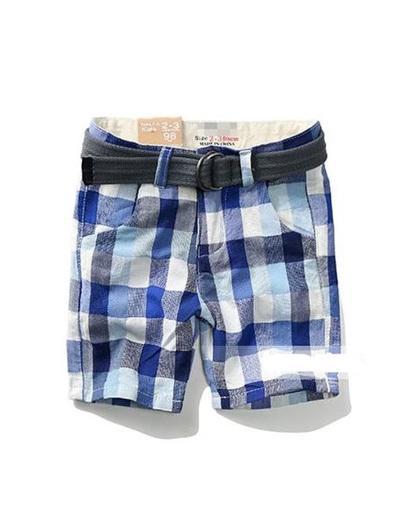 Checkerd shorts TsNo.7,G