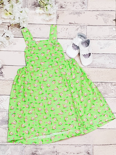 Cheeky Sloth Dress
