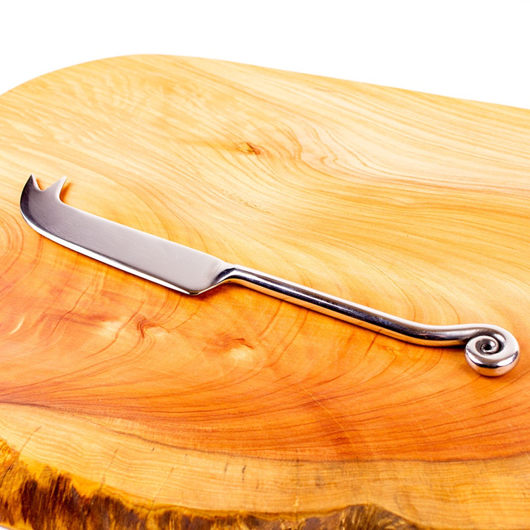 Cheese Knife Koru