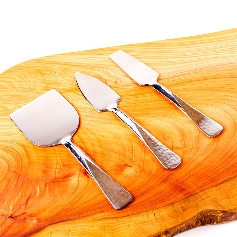 Cheese Knives - Set of 3