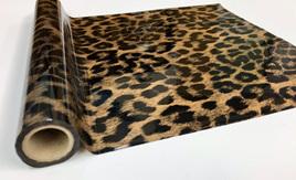 Cheetah Gold Foil