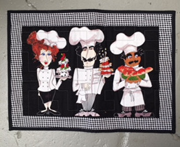 Chef Placemat (1)