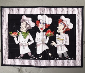 Chef Placemat (2)