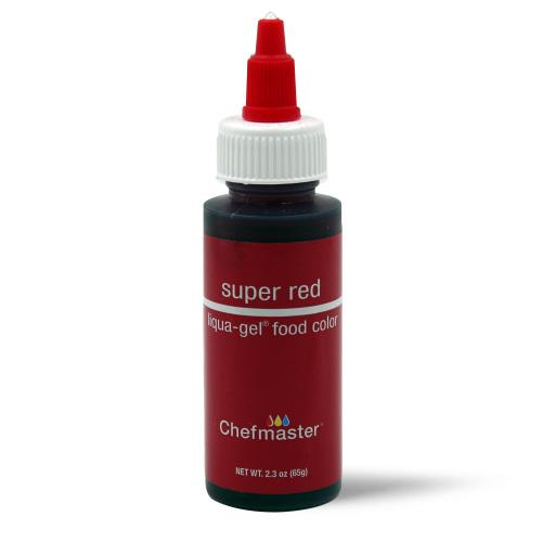 Chefmaster Super Red  2.3oz