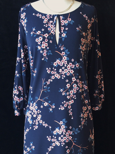 Cherry Blossom Tunic