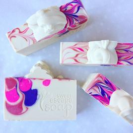 Cherry Bomb Castile Soap
