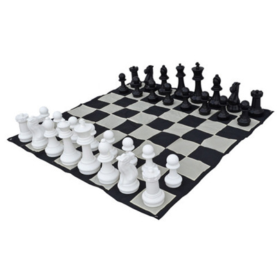 Chess  Set 40cm high Pieces