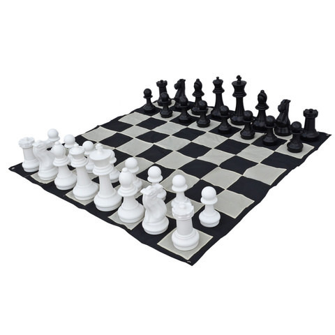 Chess  Set 40cm high Pieces GAME