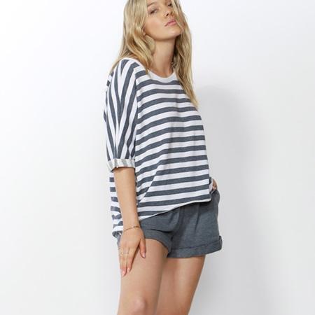 Chet Sleeveless Sweater - Striped