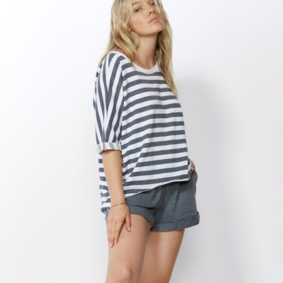 Chet Sleeveless Sweater - Striped