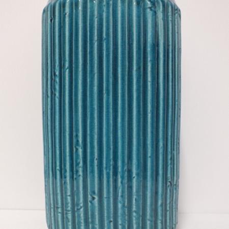 Chi Chi Vase Turquoise blue large C0995