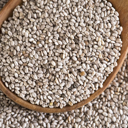 Chia Seeds White Organic Approx 100g