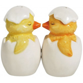 Chick-a-kiss Salt & Pepper