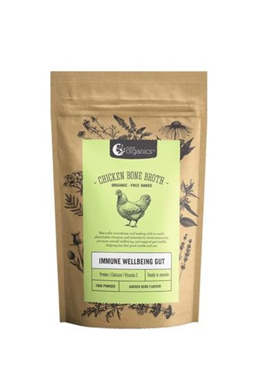 Chicken Bone Broth - Garden Herb 100g