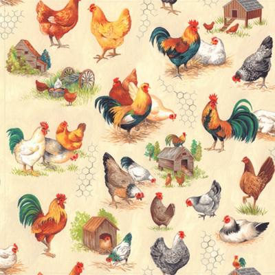 Chicken Talk - Cream
