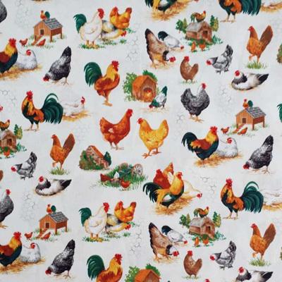 Chicken Talk - Scenic