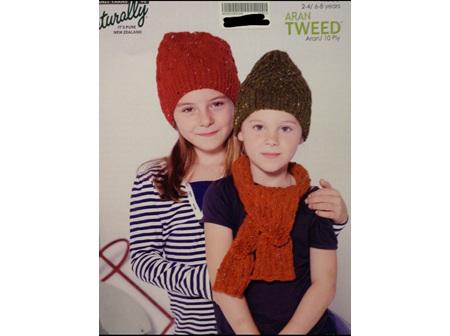 Child 10PLY Hat Pattern