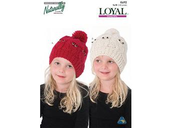 Child 14PLY Hat Pattern