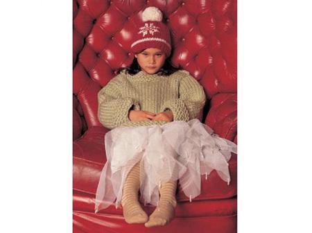 Child Big Wool Patterns