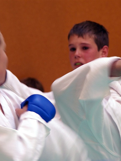 Children Karate Class
